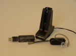 W440 with DECT USB Adapter, Charging Cradle/Base and Earpiece