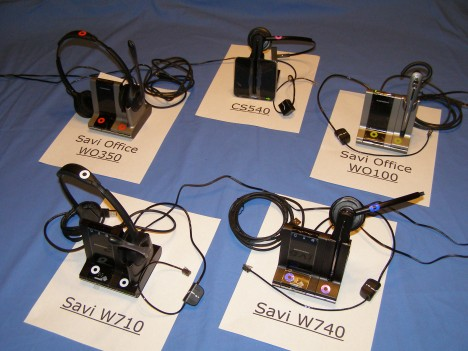 Savi Test Gear