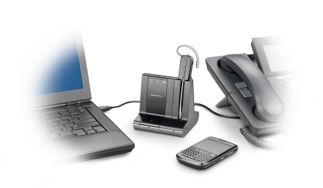 Savi W740 Multi Device Wireless Headset System