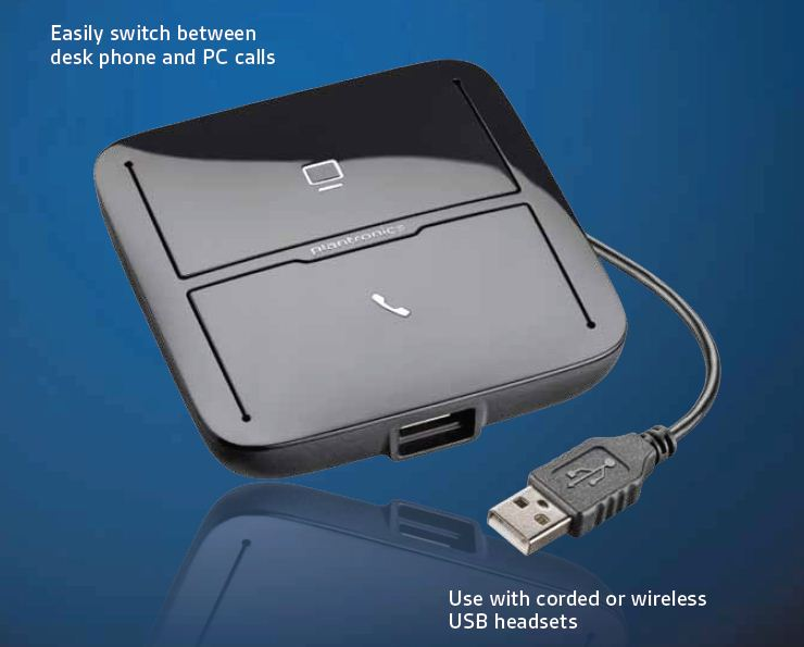 UC Corded Headset Solution for Microsoft Office Communicator