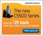 CS500 Series Rebate