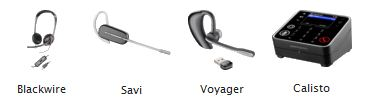 Plantronics UC Devices