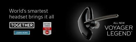 Voyage Legend Bluetooth Headset