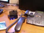Active Desk Phone Call