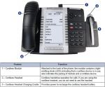 Mitel 5300ip Handsfree Adapter